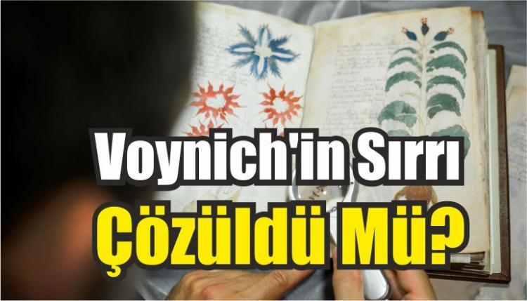 Voynich'in Sırrı Çözüldü Mü?