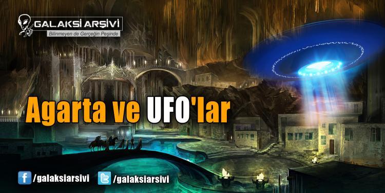 Agarta ve UFO'lar