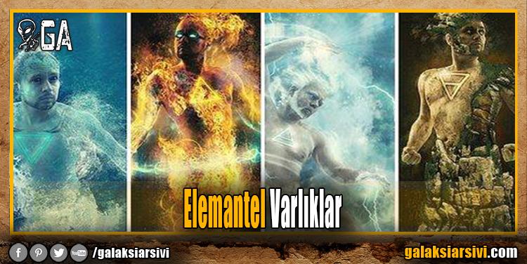 Elemantel Varlıklar