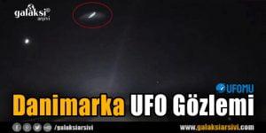 Danimarka UFO Gözlemi